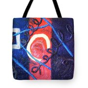 Thin Line Between Love And Sex Tote Bag