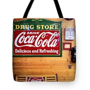 Things Go Better With Coke Tote Bag