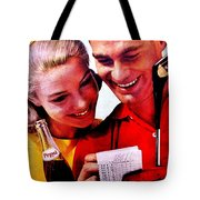 Think Young Tote Bag