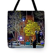 Thinking About Past Glory Tote Bag