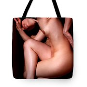 Thinking Inside The Box Tote Bag by Joe Kozlowski