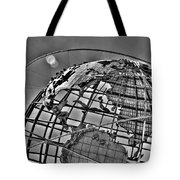 Third Of The World Tote Bag