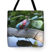 Thirsty Bird Tote Bag