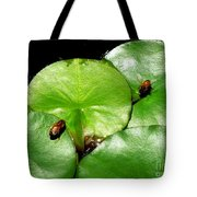 Thirsty Honey Bees Tote Bag