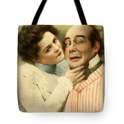 This Is A Cinch Circa 1899 Tote Bag