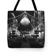 This Is A Classy Town Tote Bag