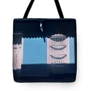 This Is A Place Where I Don't Feel Alone.. Tote Bag