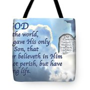 This Is All I Ask Tote Bag