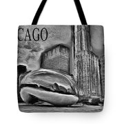 This Is Chicago Tote Bag