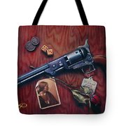 This Is Not A Gun Tote Bag