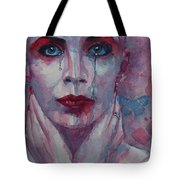 This Is The Fear This Is The Dread  These Are The Contents Of My Head Tote Bag by Paul Lovering