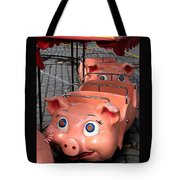 This Little Piggy Went To Market Tote Bag