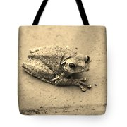 This Old Frog Tote Bag