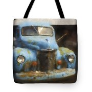 This Old Truck 13 Tote Bag
