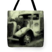 This Old Truck Tote Bag