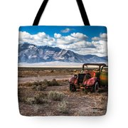 This Old Truck Tote Bag by Robert Bales