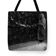 This Old Woman Was In Her Youth During The 1910-1920 Mexican Revolution Guadalajara Jalisco Mexico  Tote Bag
