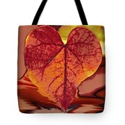 This One Is For Love Tote Bag by Linda Sannuti