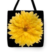 This Yellow Chrysanthemum Tote Bag