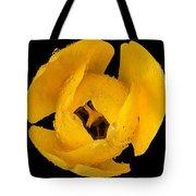 This Yellow Tulip Tote Bag