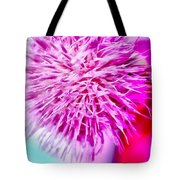 Thistle Beauty Tote Bag