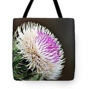 Thistle Bloom Tote Bag