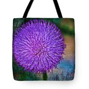 Thistle Tote Bag