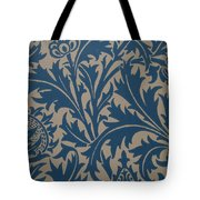 Thistle Design Tote Bag