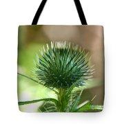 Thistle Head Tote Bag