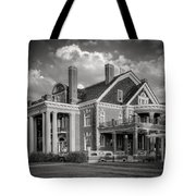 Thistle Hill Bw Tote Bag