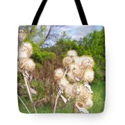 Thistle Me This Tote Bag