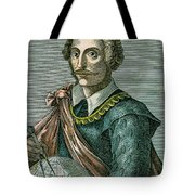 Thomas Cavendish (c1560-1592) Tote Bag