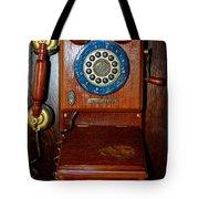Thomas Cellular Tote Bag