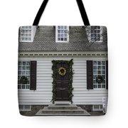 Thomas Everard House Williamsburg Tote Bag