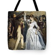 Thomas Hardy, 1886 Tote Bag by Granger