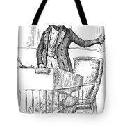 Thomas Hart Benton (1782-1858) Tote Bag