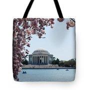 Thomas Jefferson Memorial In Dc Tote Bag
