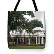 Thomas Jeffersons Monticello Tote Bag