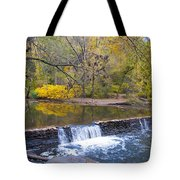 Thomas' Mill Dam Tote Bag
