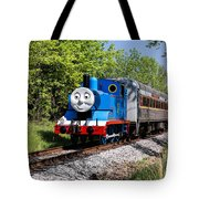 Thomas Visits The Cvnp Tote Bag