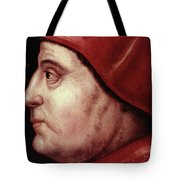 Thomas Wolsey (c1475-1530) Tote Bag