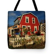 Thor Town Hostel Tote Bag