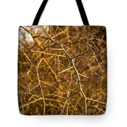 Thorn Bush Tote Bag