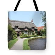 Thornton-le-dale In N.e Yorkshire Tote Bag