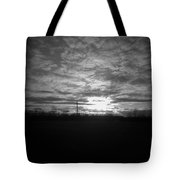 Thornton Sunset With A Holga Tote Bag