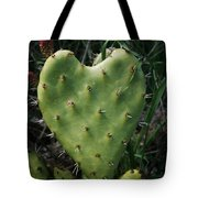 Thorny Heart Tote Bag