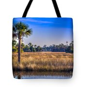 Those Quiet Sounds Tote Bag by Marvin Spates