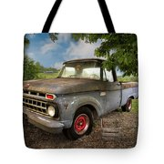 Those Were The Days Tote Bag