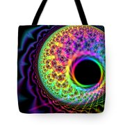Thought Bubble Protozoa  Tote Bag