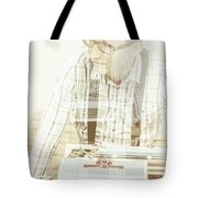 Thoughts Of A Creative Writer Tote Bag